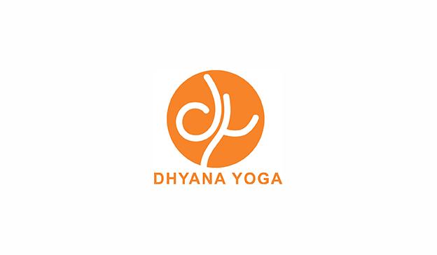 Dhyana logo design