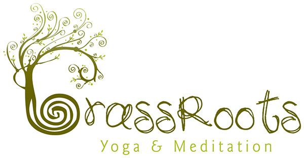 Grass Roots logo design