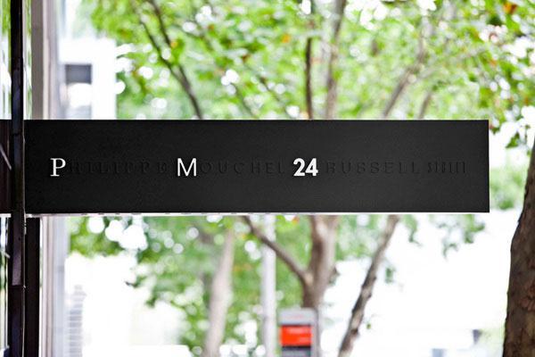 PM24 Signage Design