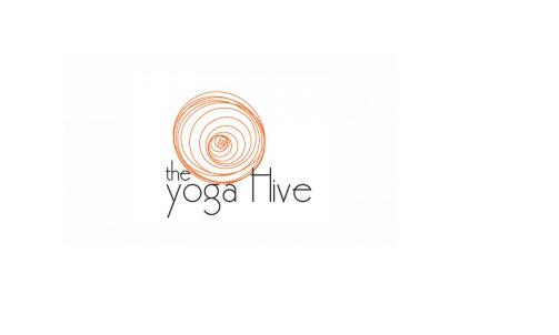 The Yoga Hive logo design