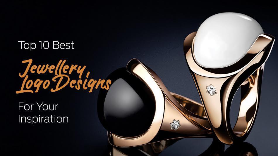Top 10 Best Jewellery Logo Designs