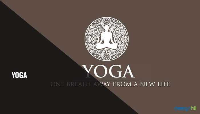 Top 14 Yoga Logos That Never Fail To Inspire