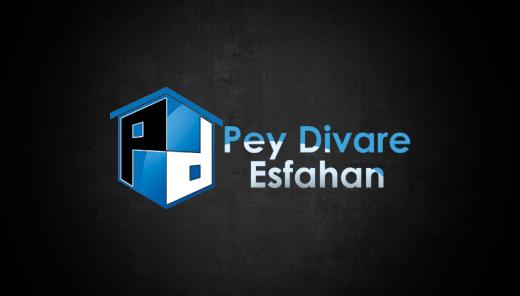 Construction Logos- Pey Divare Esfahan