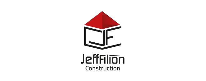 Jeff Filion Construction - Construction Logo
