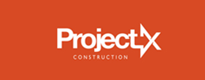 Project X Construction Logo