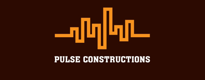 Pulse Construction Logo