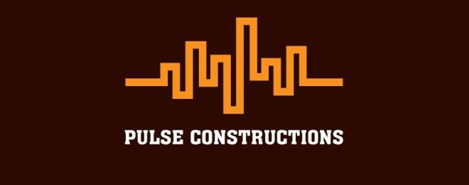 Pulse Construction Logo