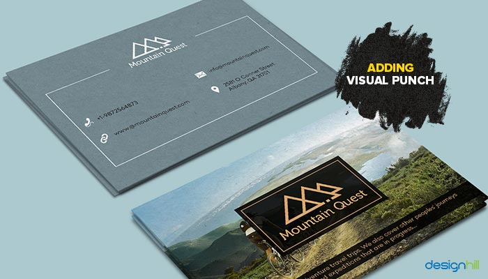 Top 5 business card design trends that will dominate the scene in 2016 they may also go for embossing the card to create a raised image they may also provide color and texture by using foil stamping colourmoves