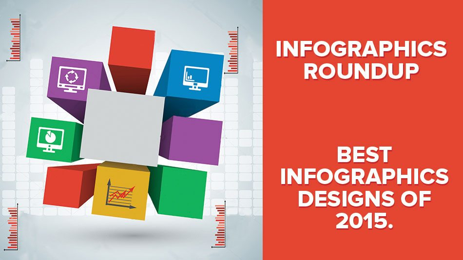 Infographics Roundup] – Best Infographics Designs of 2015 – Designhill