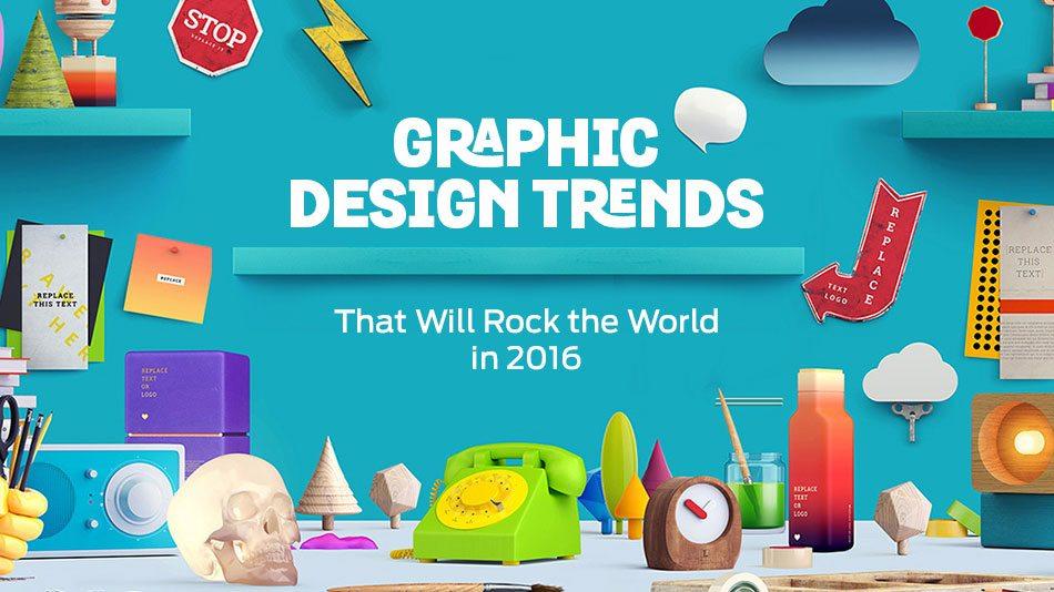 best graphic design of 2016