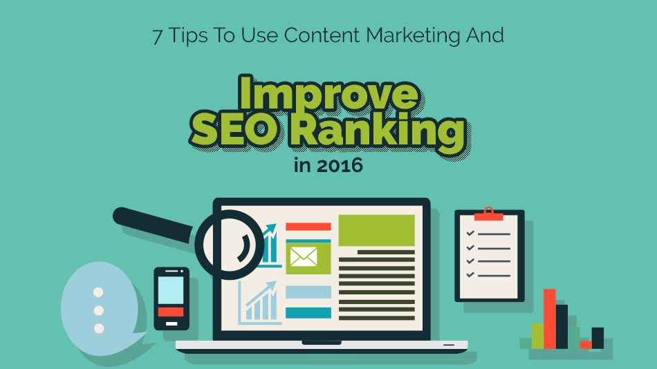 SEO Tips & Content Marketing 2016