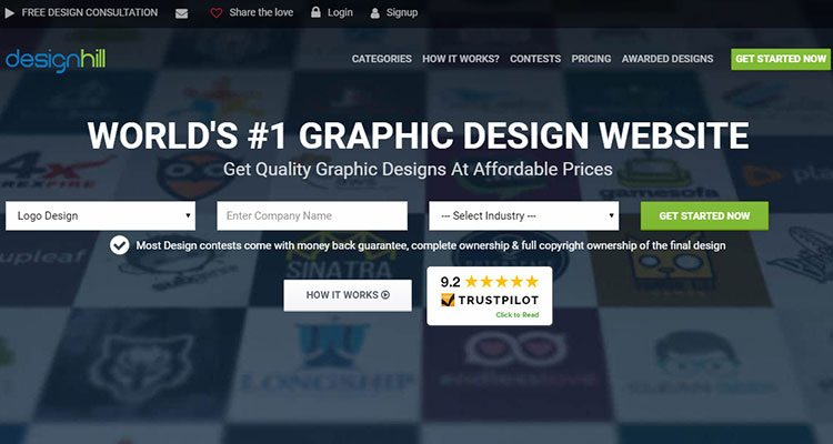 But Itu0027s Not Just Logos, You May Choose From 40+ Different Design  Categories Including Business Cards, Stationary Design, Leaflets, Websites,  Etc.