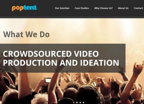 best crowdsourcing sites for freelancer videographers