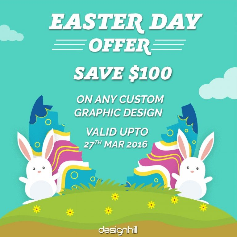 Easter Day Offer