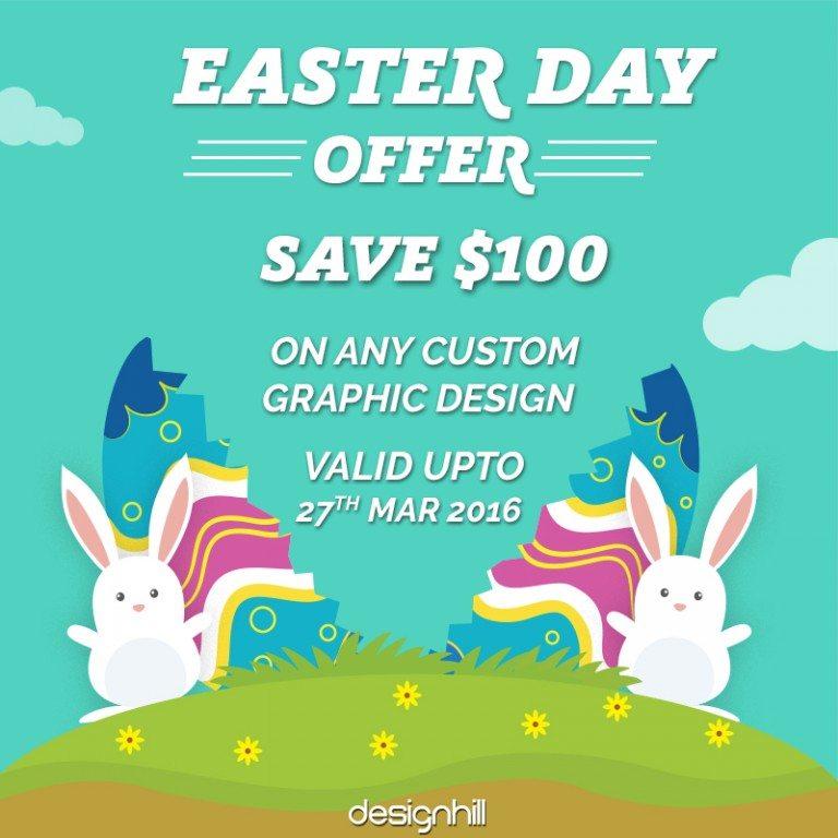 Easter Day Offer