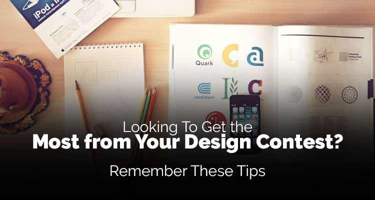 Get the Most from Your Design Contest