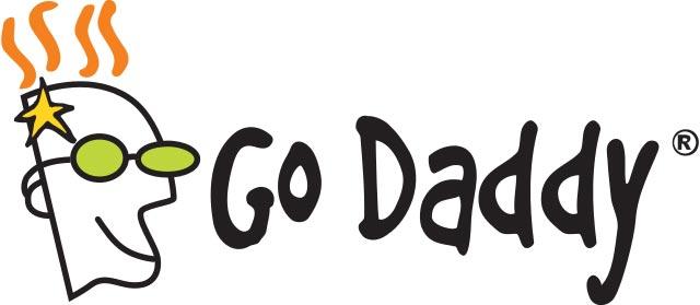 GoDaddy Logo Web Hosting Site