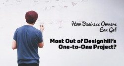 How Can Business Owners Get Most Out of Designhill's One-to-One Projects?