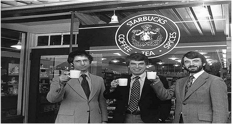 Starbucks Founders