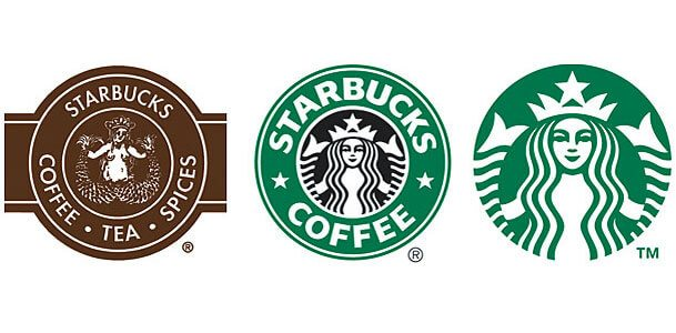 Starbucks Logo Designs