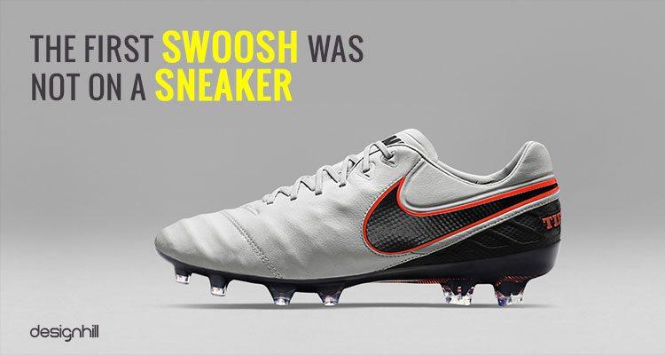 Nike swoosh logo