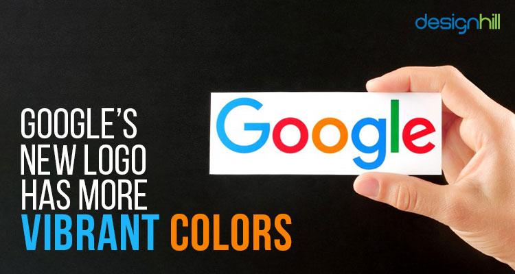 Google New Logo Color