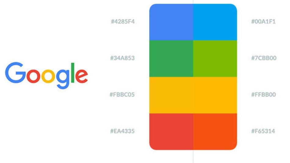 Google's New Logo has More Vibrant Colors