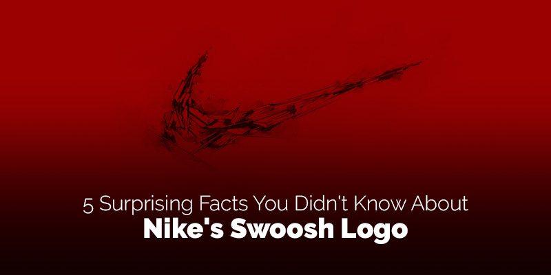Story Behind Nike Swoosh Logo Design