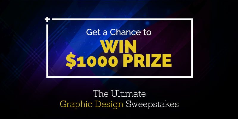 The Ultimate Graphic Design Sweepstakes