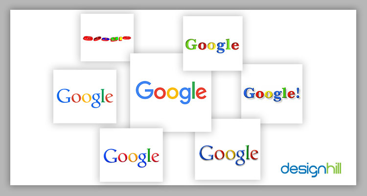seventh Google logo