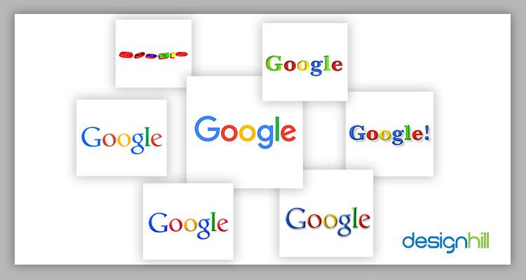 seventh Google logo