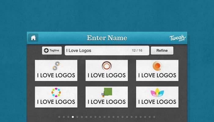 Logos by Tweak