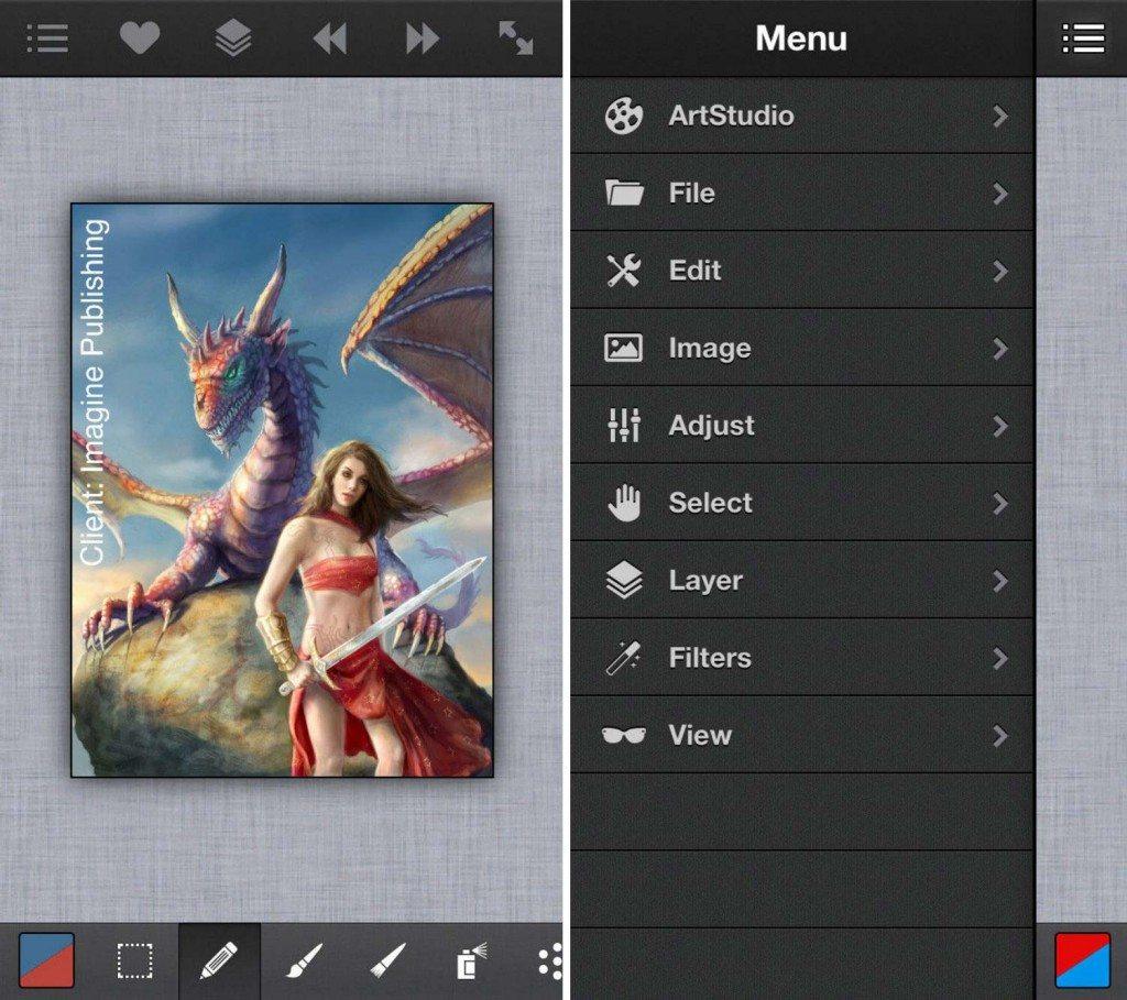 Art Studio App