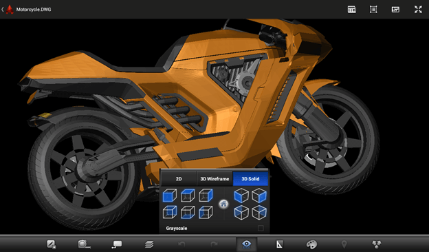 AutoCad360 Android App