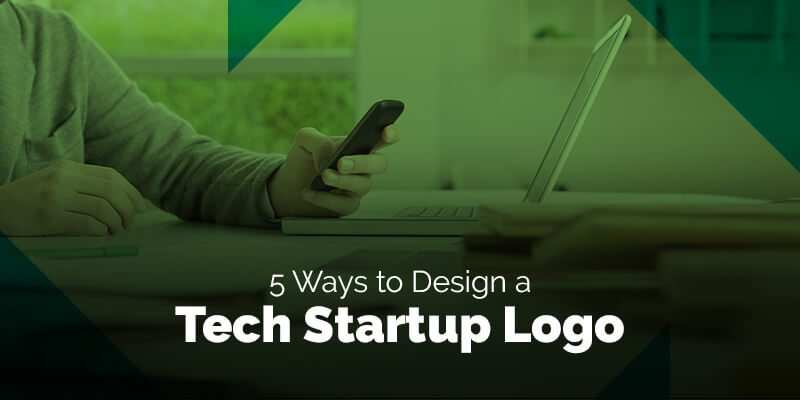 5 Ways To Design A Tech Startup Logo
