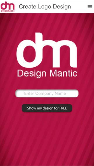 Design Mantic App