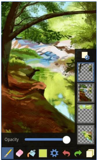 Fresco Paint Pro App
