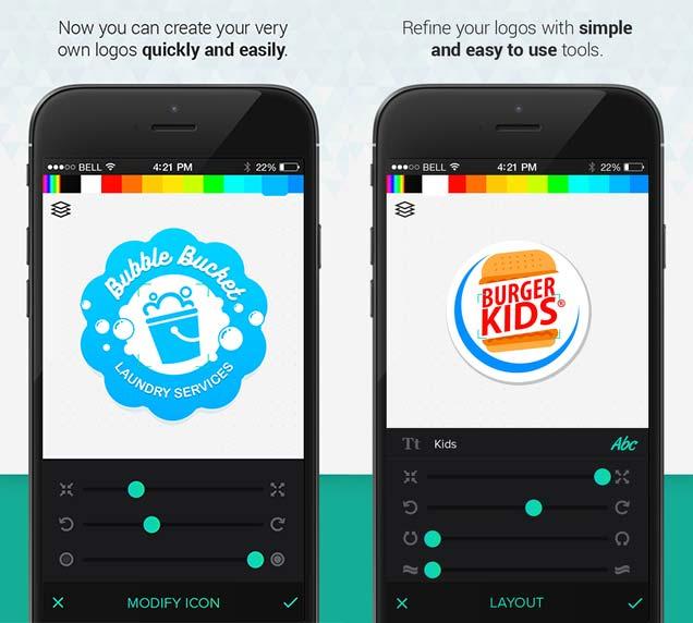Logo Foundry iOS Apps for Designers