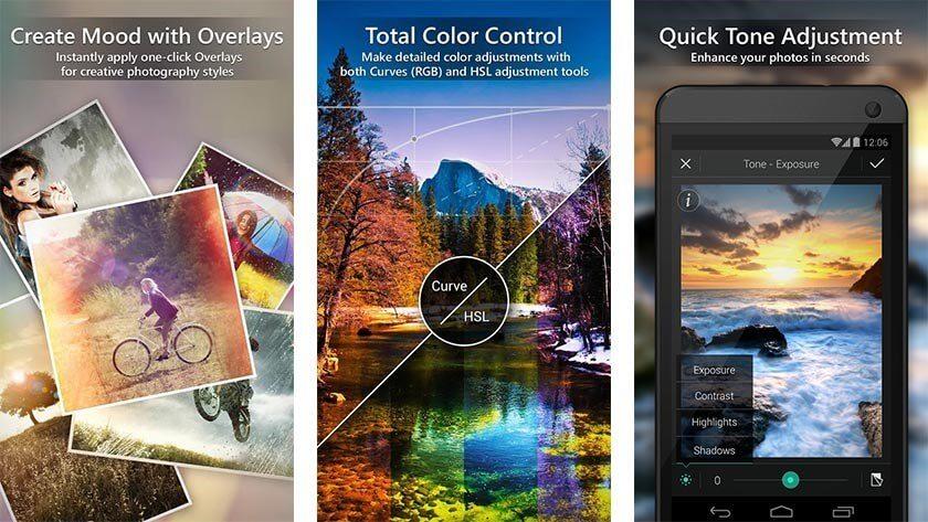 PhotoDirector - Editing App