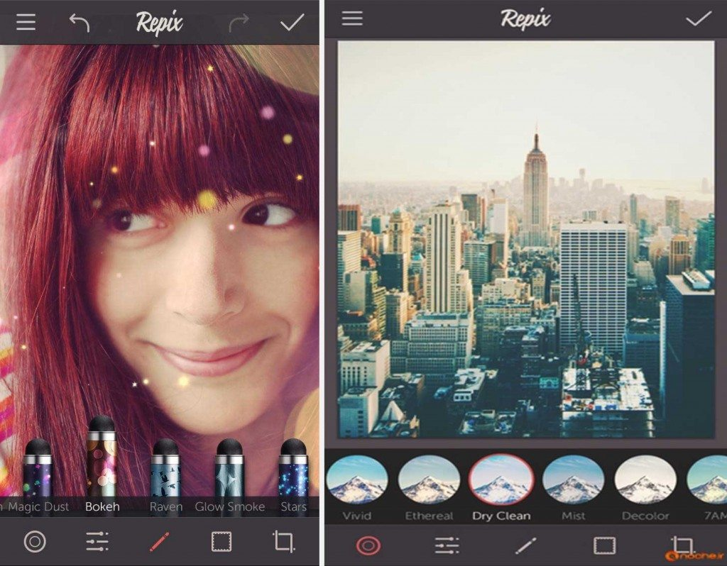 Repix Mobile App