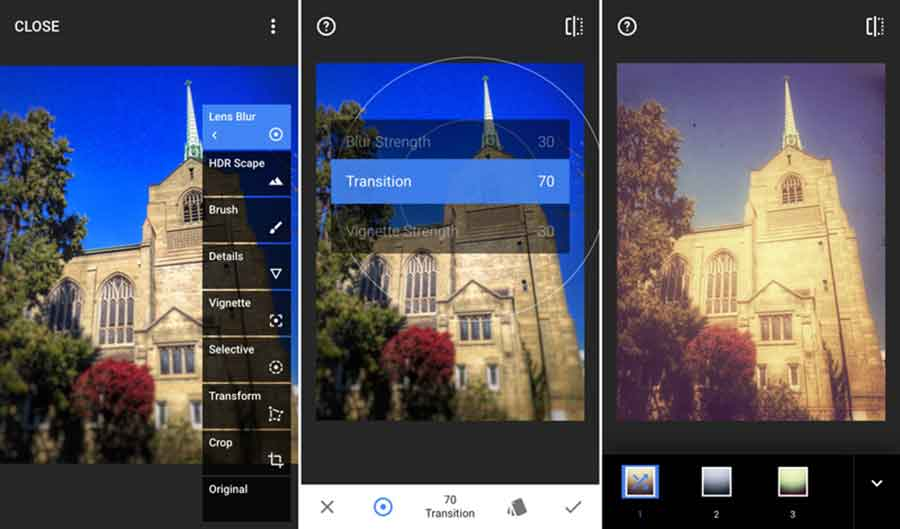 Snapseed Photo Editing Apps for Android