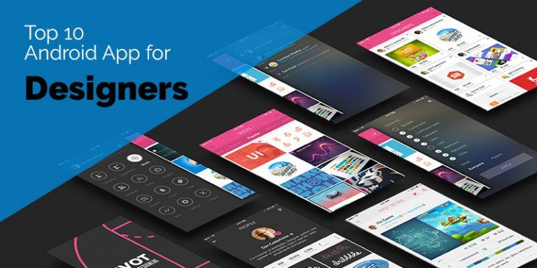 Top 10 Android App for Designers