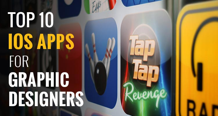 Top 10 Ios Apps For Graphic Designers Designhill