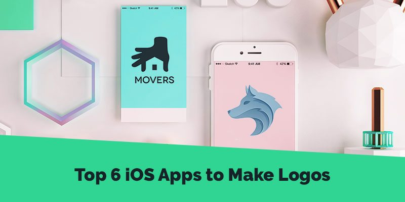 Top 6 iOS Apps to make logos