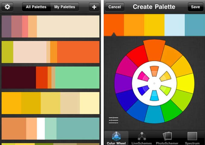 Color Fanatic App
