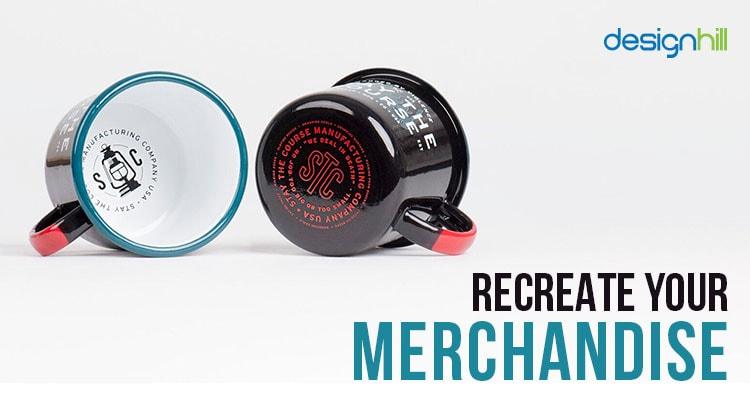 Recreate Your Merchandise