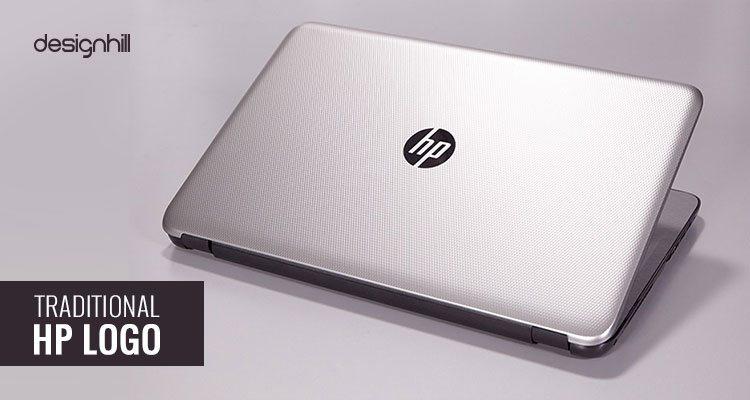 Traditional HP logo