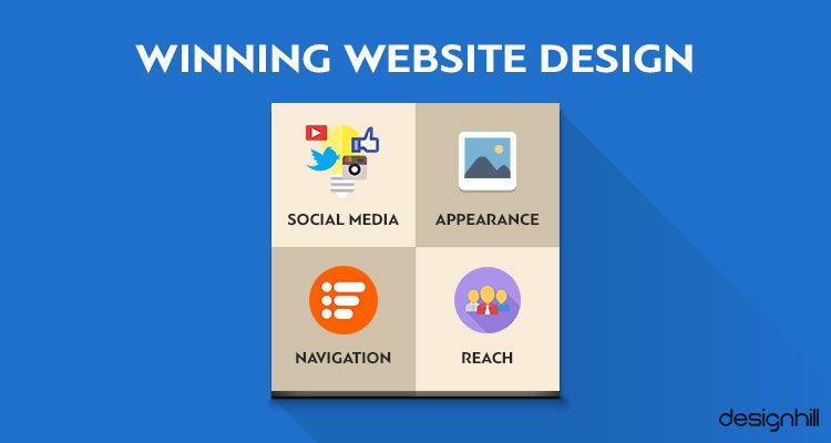 Website design designhill