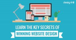 winning website design