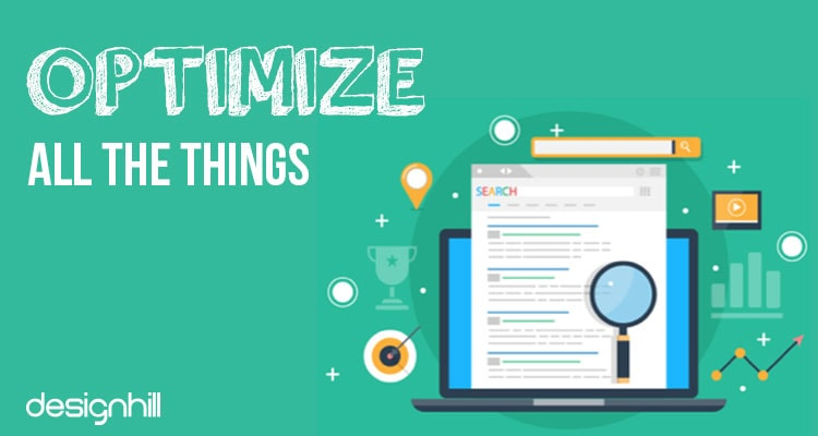 Optimize website design